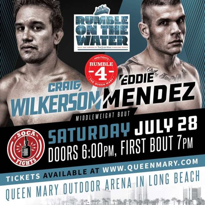 Rumble on the Water Returns to the Queen Mary for Another Knockout