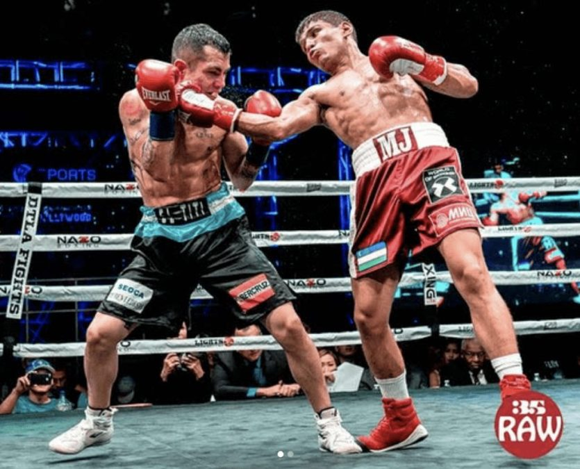 WBA Title Fight Set For Aug 23rd Fight Club OC Show
