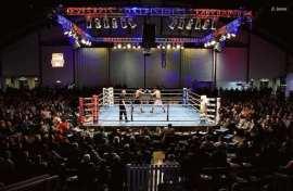 Fight Club OC Opening Night Results