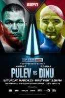 Top Rank ESPN Heavyweight Battle March 23
