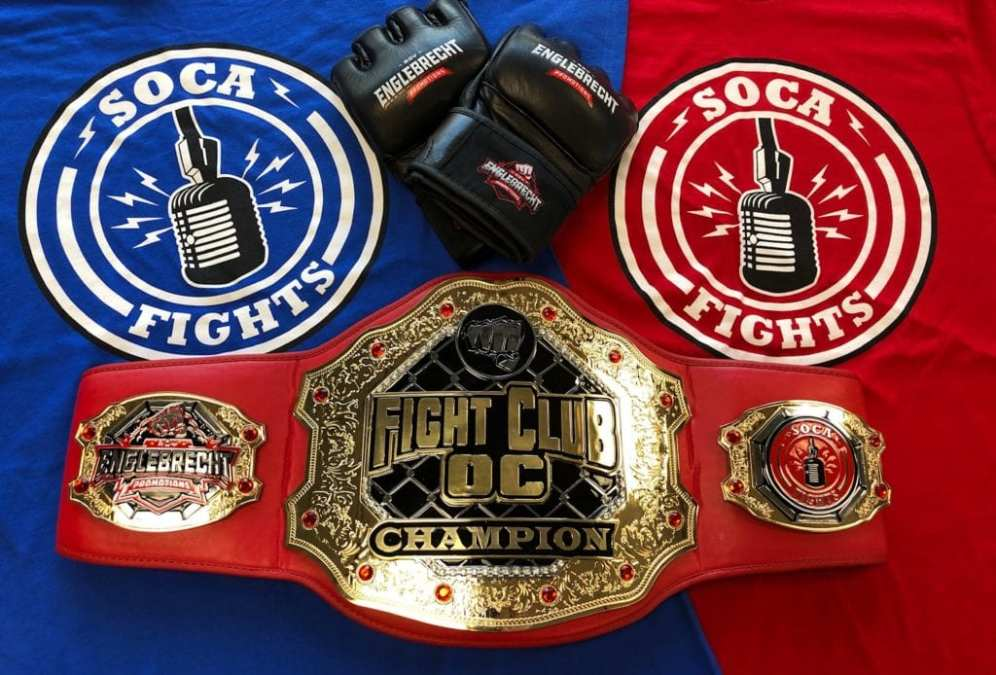 Lightweight Title & Flyweight Semi-Finals Set For 4/4 FCOC Show
