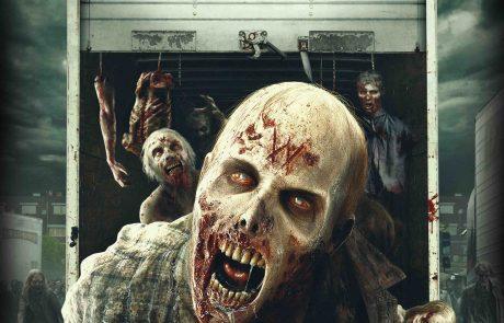 The Walking Dead at HHN 2015