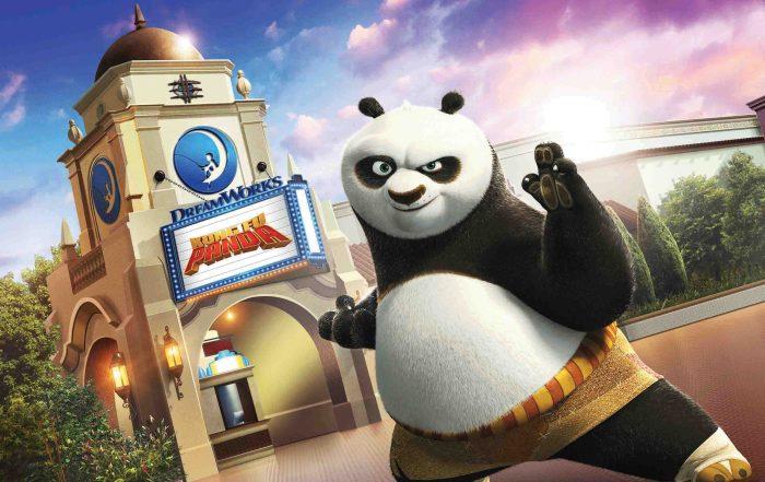 Kung Fu Panda opens Summer 2018