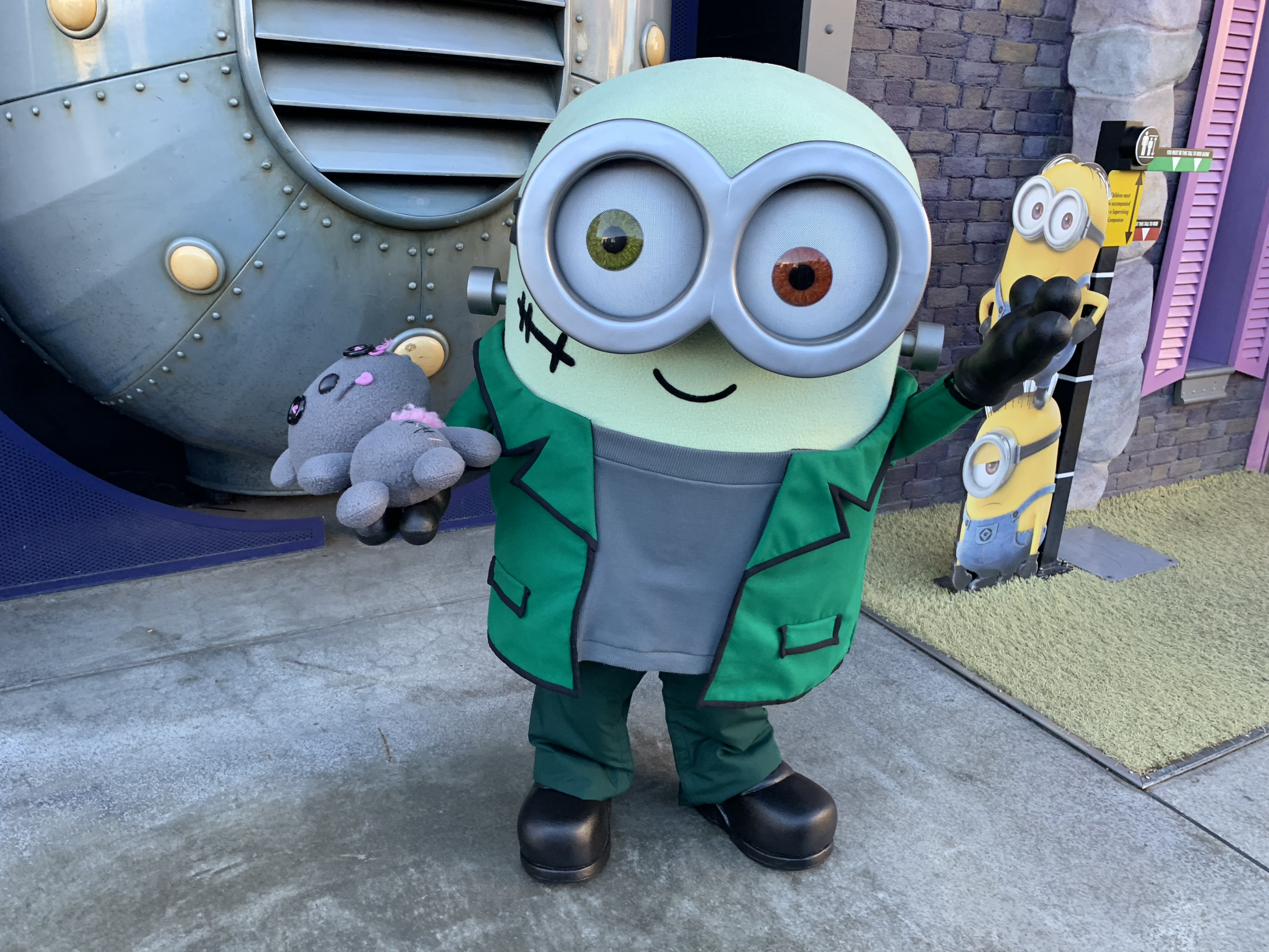 39ec04db SoCal Attractions 360 – Kids can go Trick-or-Treating @ Universal ...