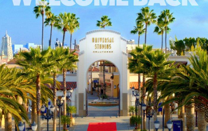 Universal Studios Hollywood - Season 2021
