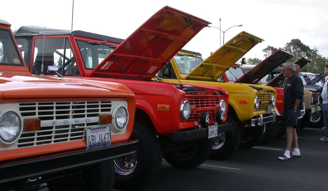 Fabulous Fords Forever – April 2003