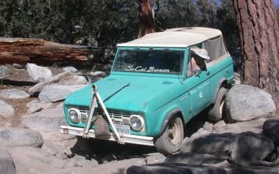Big Bear Bronco Bash III – June 2004