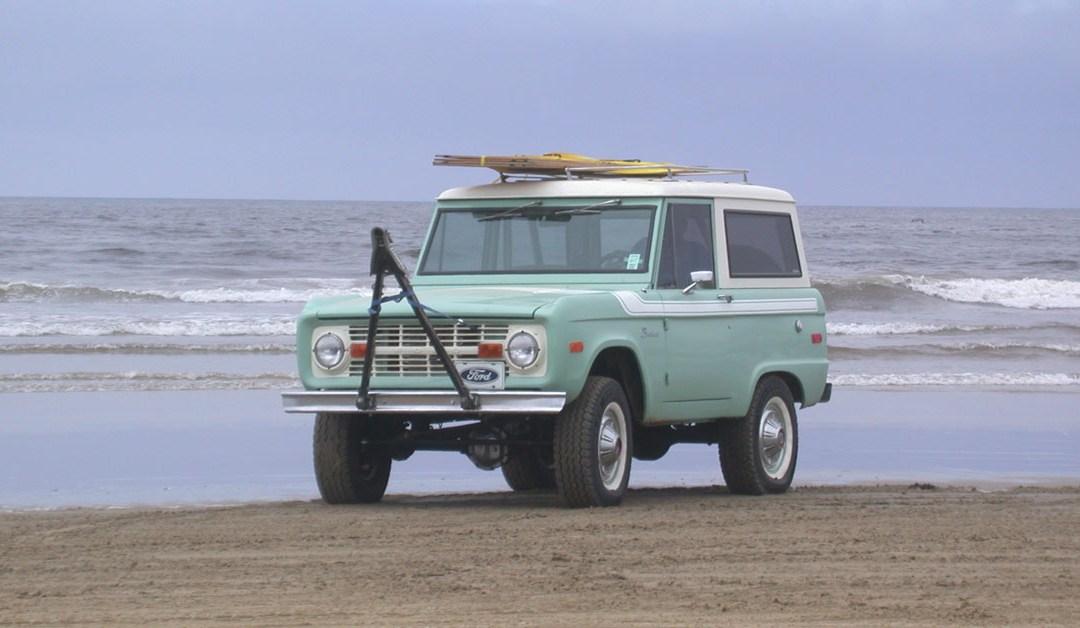 Pismo Beach – July 2004