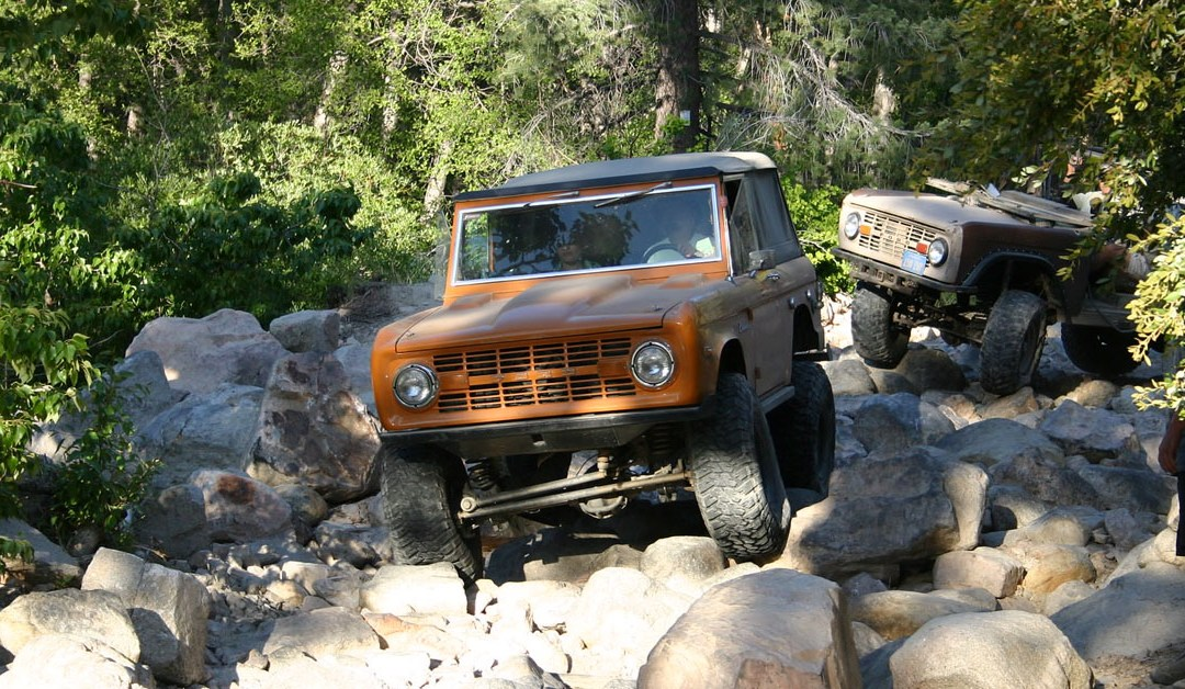 Big Bear Bronco Bash IV – Holcomb Creek – June 2005