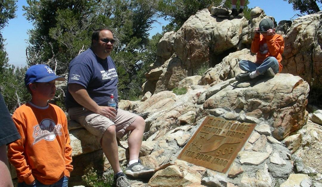 Heartbreak Ridge Memorial Day Run – May 2006