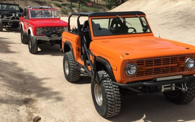 Big Bear Bronco Bash XV – Dishpan Springs – June 2016