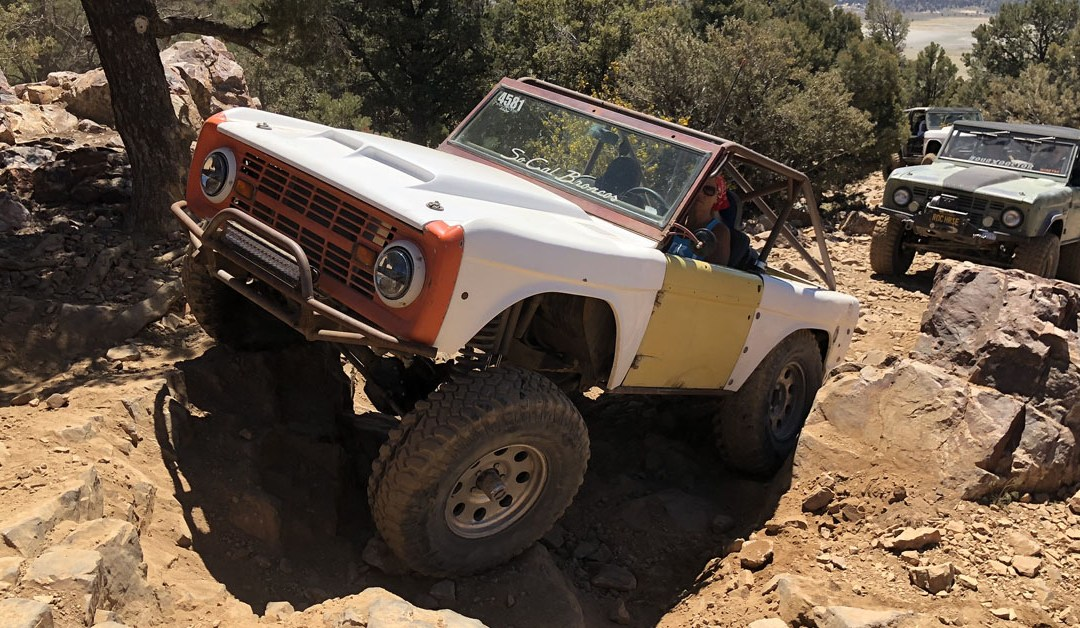 Big Bear Bronco Bash XVII – Gold Mountain – June 2018