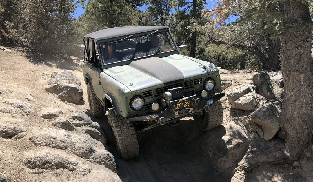 Big Bear Bronco Bash XVII – Little John Bull – June 2018