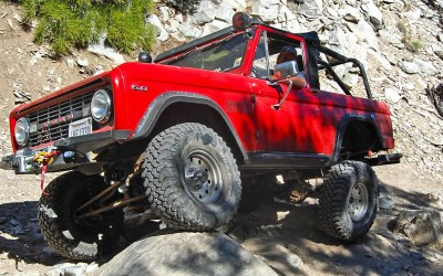 Big Bear Bronco Bash VII – Heartbreak Ridge – June 2008