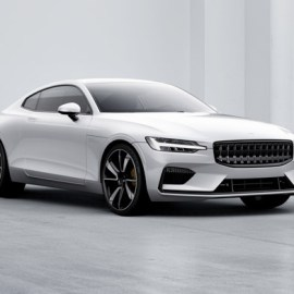Volvo Polestar 1 – You're gonna want this