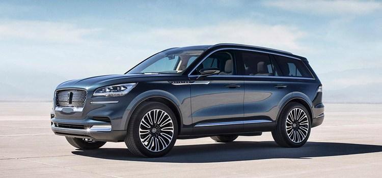 Lincoln Aviator Concept…. Range Rover Who?