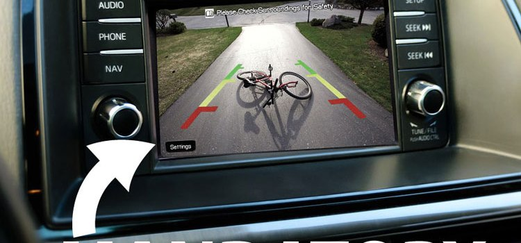 Backup Cameras – Standard On All New Cars Now!