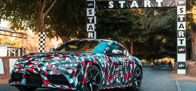 Toyota, Show Us The Damn Supra Already!
