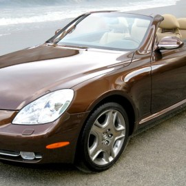 Lexus SC430 – Ahead Of Its Time?
