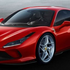 Ferrari F8 Tributo – Molto Bello!