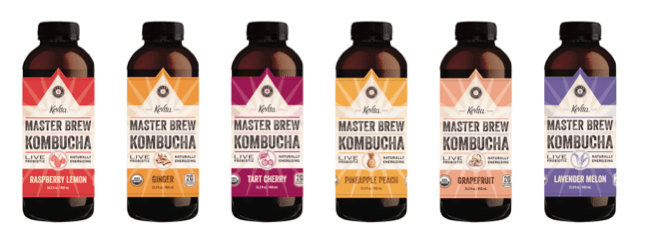 Image result for master brew kombucha pineapple peach
