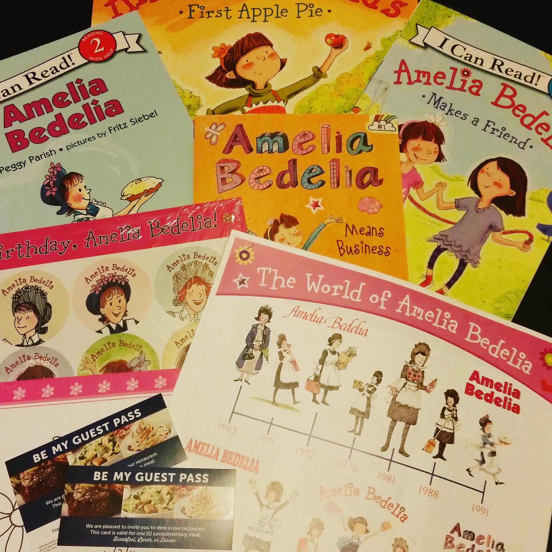 Amelia Bedelia Giveaway With Hometown Buffet