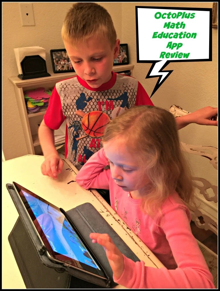 OctoPlus Math Education App Review
