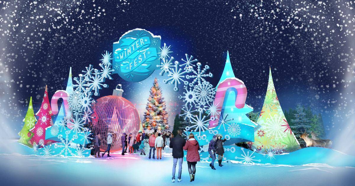 Where you can find snow in Southern California? Check out Winter Fest 2016 - blowing into the OC Fair & Event Center on December 16 through January 1! Winter Fest embodies the spirit of the winter season, bringing fun and merriment to sunny Southern California. Tickets start at low as $7 for kids / $14 for adults.