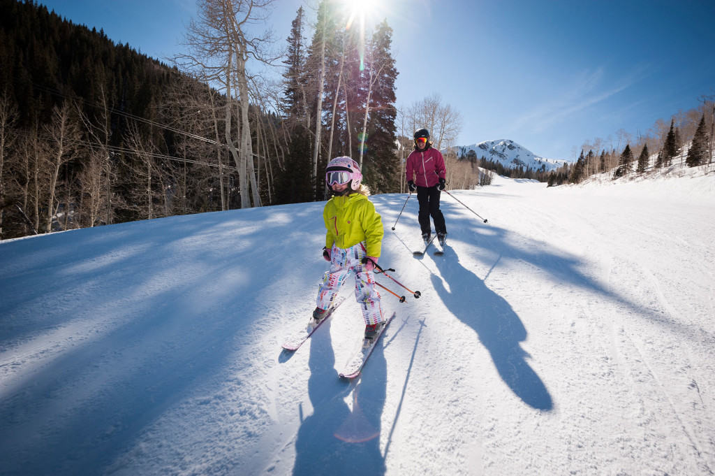 Furthermore, parents can sign their kids up for ski school or attend any one of their numerous children's programs.