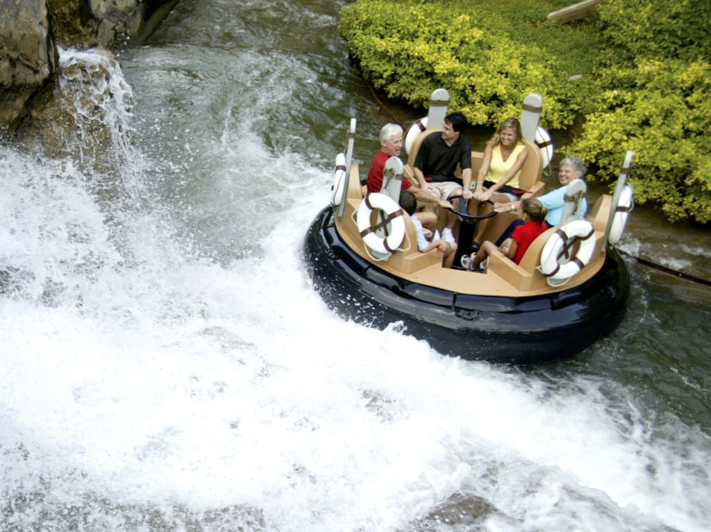 Take your family to visit one of the most popular theme parks in America! Silver Dollar City in Branson, Missouri is a 1880s-style theme park that features over 40 thrilling rides & attractions, live shows & concerts, 100 resident craftsmen demonstrating America's heritage crafts, 60 unique shops and more – all sitting atop of one of Missouri's deepest caves.