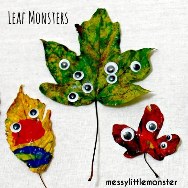 Are you looking for a fun fall craft for kids? Check out these 25 Easy Leaf Crafts for Kids and Preschoolers that are perfect for the autumn season.