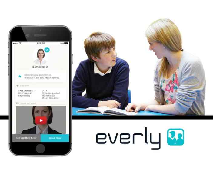 Does your son or daughter need academic tutoring? Do they struggle in a particular subject in school? Meet Everly - a new on-demand, in-home, one-on-one tutoring company for grades K-12. They have recently expanded to serve both Orange County and Los Angeles, California.