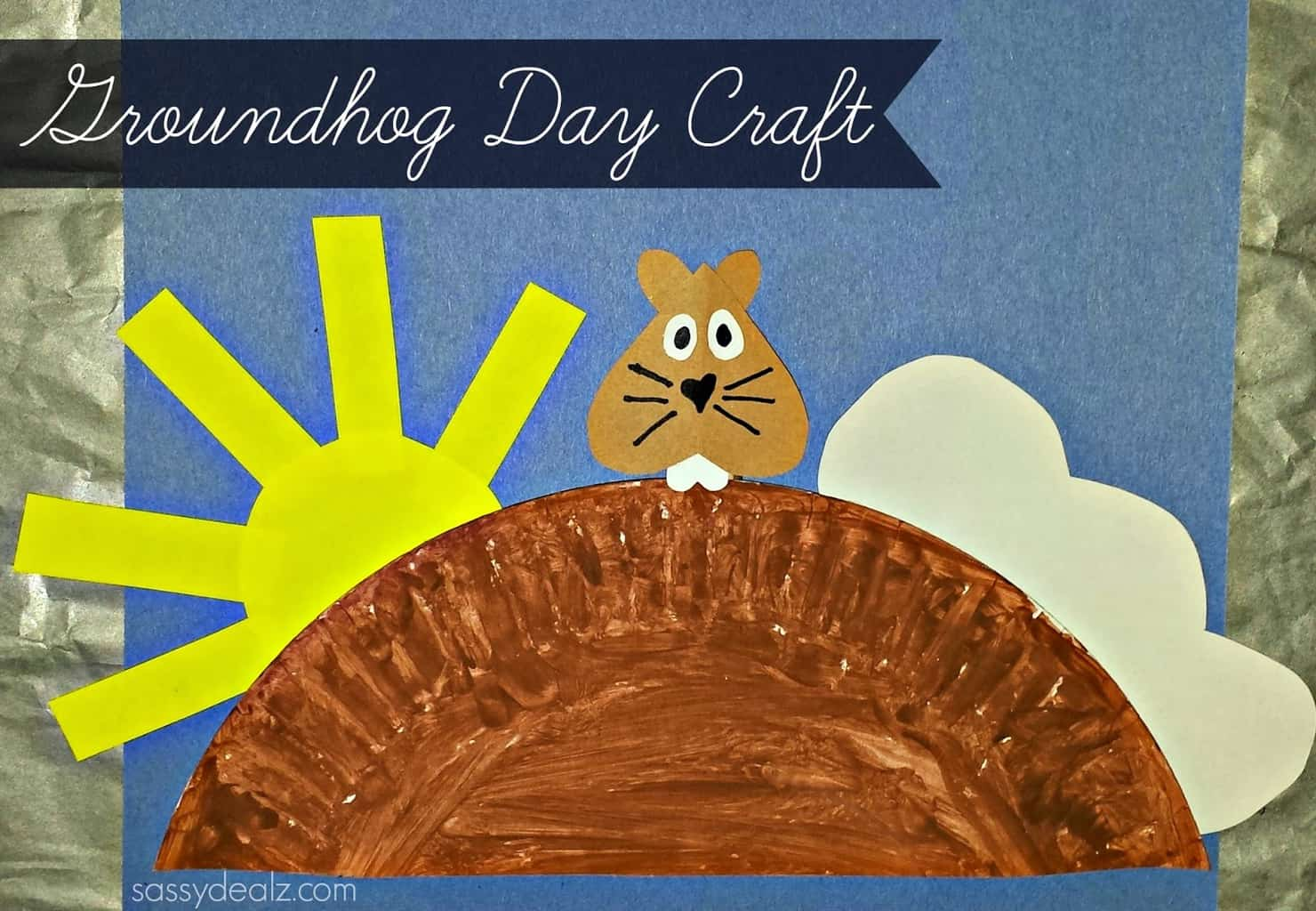 13 Cute Groundhog Day Crafts For Kids