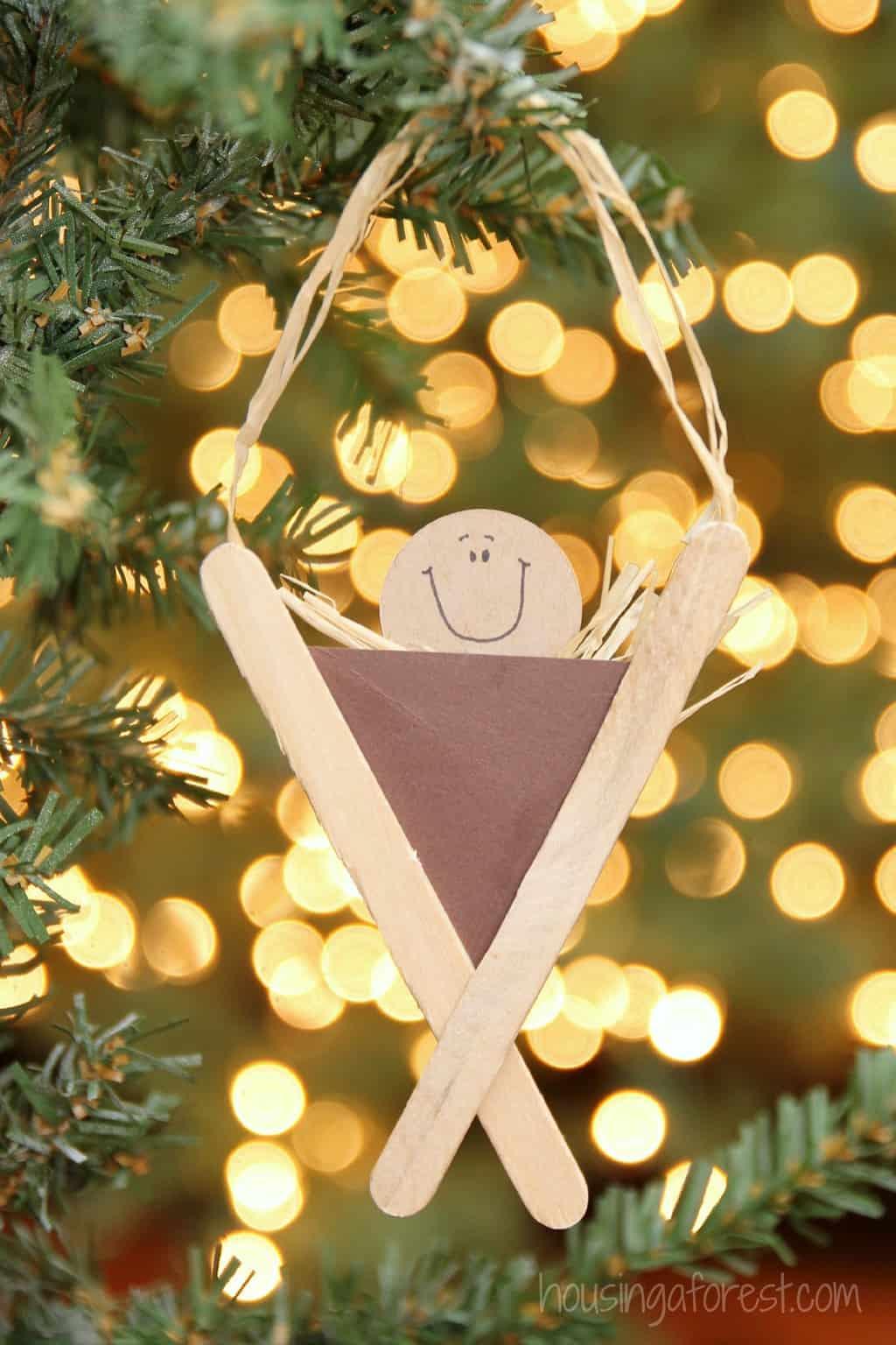 13 Beautiful Nativity Crafts For Kids