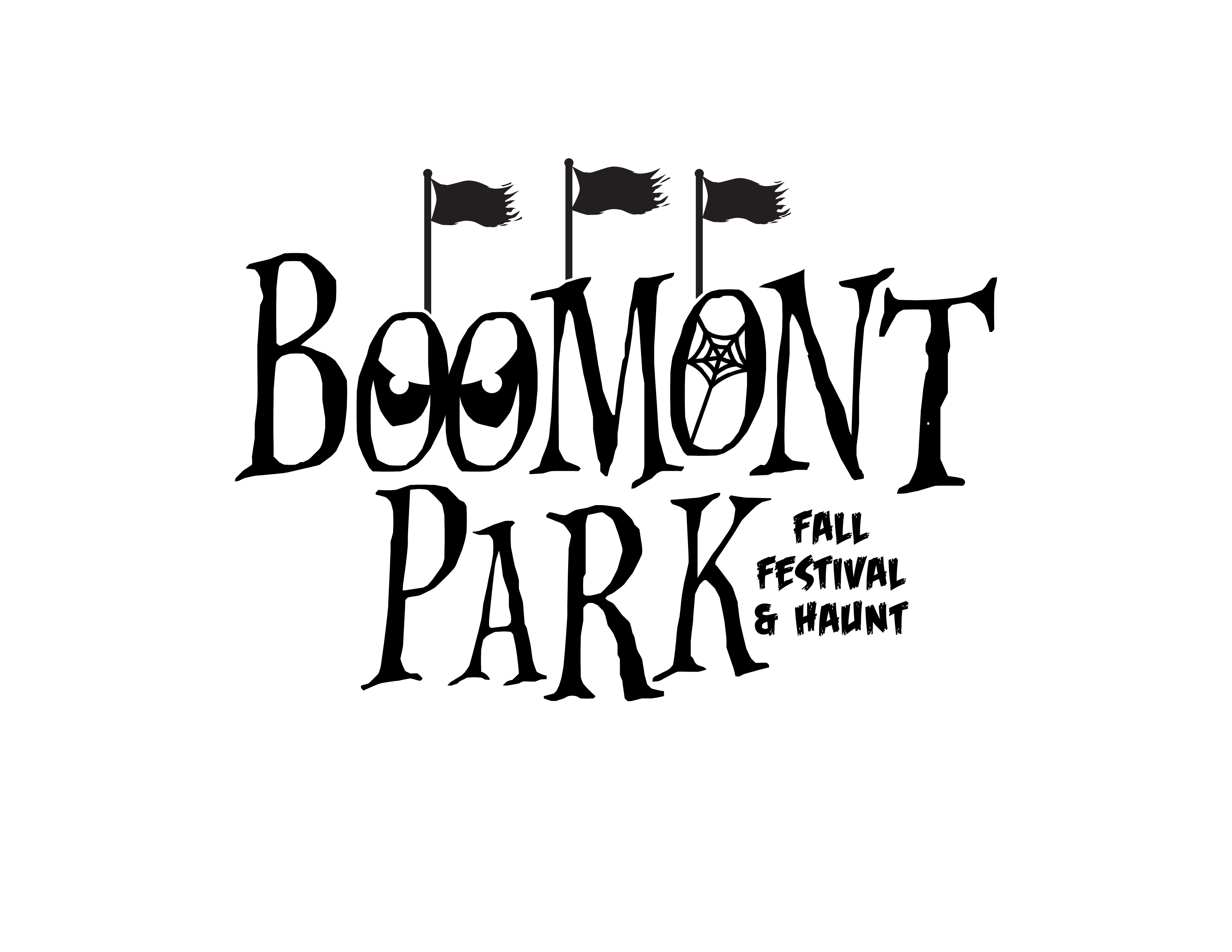 Giveaway To The Boomont Park Fall Festival And Haunt In