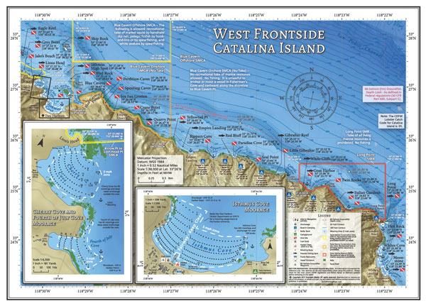 West Frontside Catalina Island