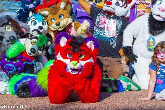 Image result for San Diego Furries