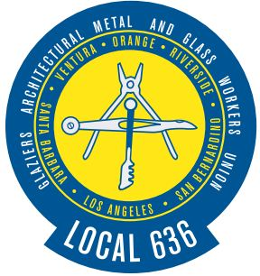 southern california glaziers architectural metal and glass workers