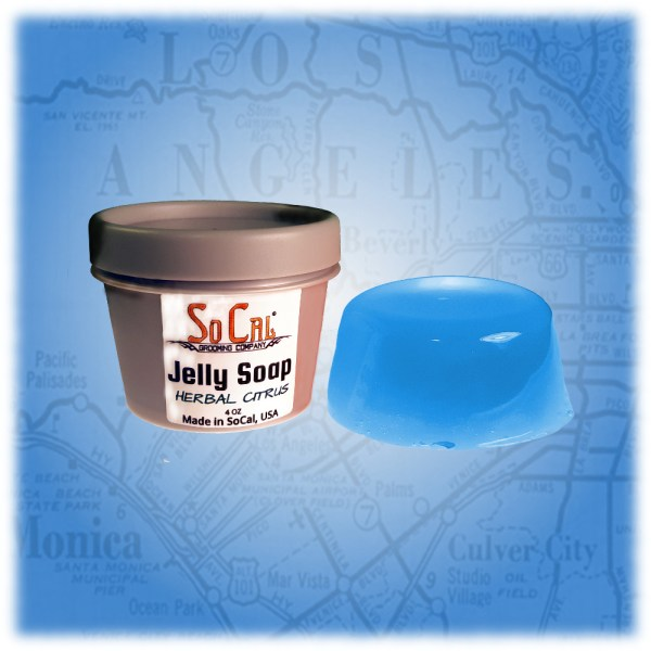Sea Mist Jelly Soap