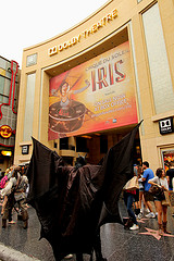 Dark Knight Rises @ Dolby Theatre Hollywood, C...