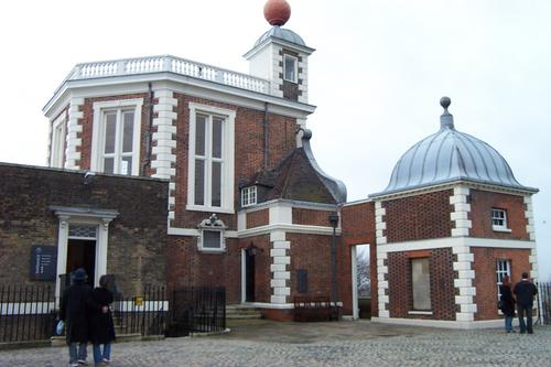The Royal Observatory at Greenwich
