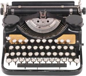 Blogging It Old School