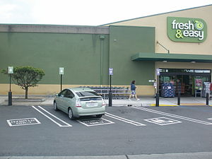 Fresh & Easy Store in Clovis.