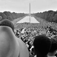 Wordless Wednesday: March on Washington Edition