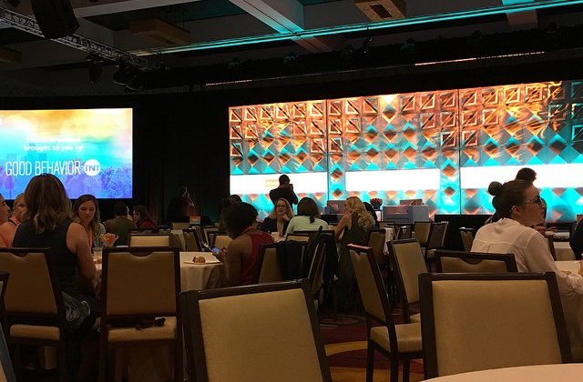 BlogHer 16: Diamonds and Rust