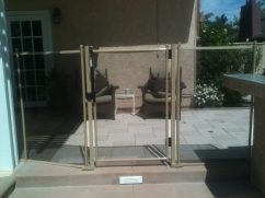 four foot pool gate
