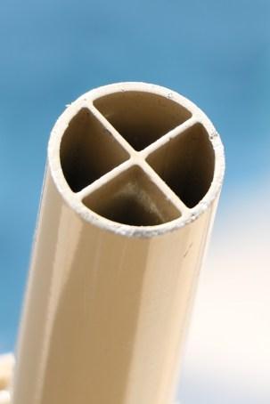 Quad core pole