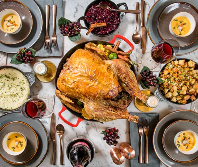 Celebrate Thanksgiving At Provisional Kitchen Or At Home With Their Dine In And To Go Options
