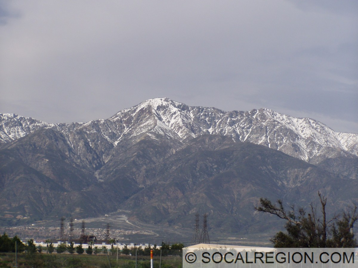 Los Angeles Area Geology