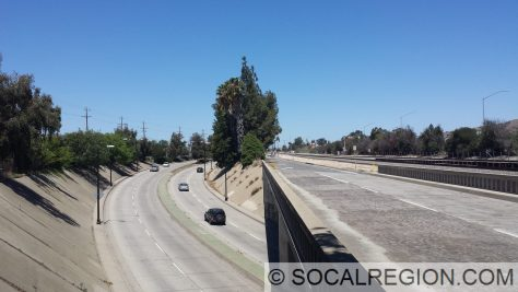 Former North Burbank UP, now removed, along old US 99 in the San Fernando Valley. Built 1941.